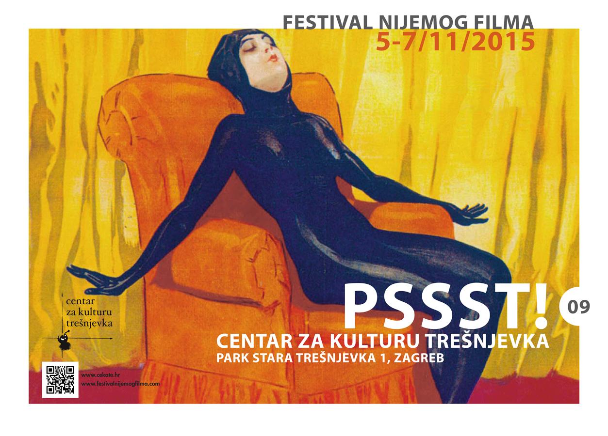 9. PSSST! Festival nijemog filma