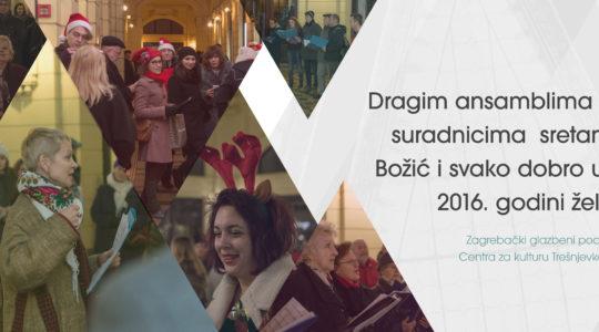 ZGP CeKaTe-a želi vam sretan Božić