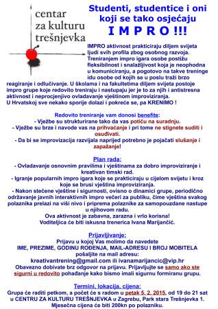 Ivana Marijančić: IMPRO