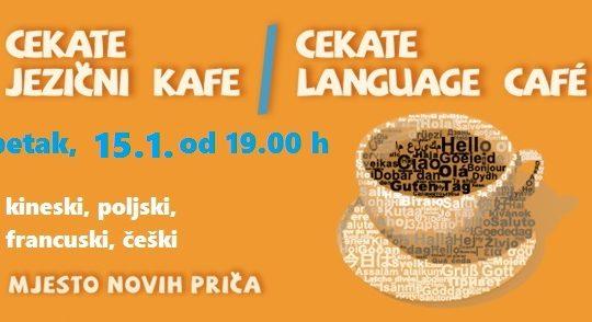 Cekate jezični kafe