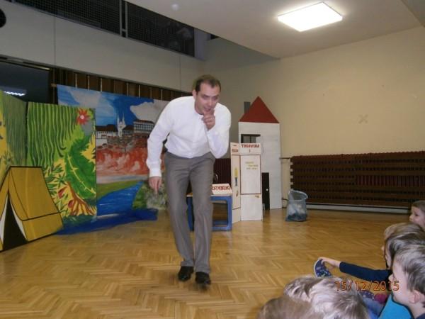 """""""Najotmjeniji div u gradu"""", DV Vrbik, Darujmo djeci kazalište 2016., Centar za kulturu Trešnjevka"""