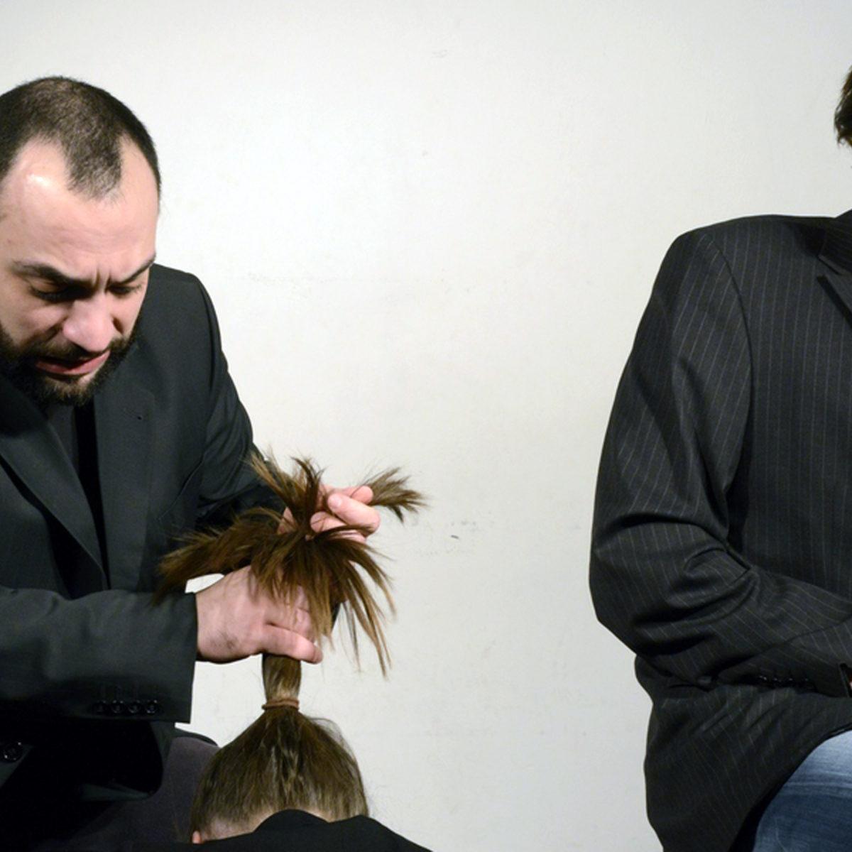 Nina Horvat: D(n)o dna / Teatar Tirena / režija Tina Hofman