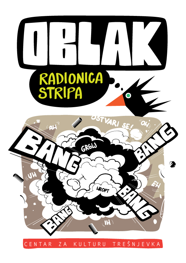 "Radionica stripa ""Oblak"""