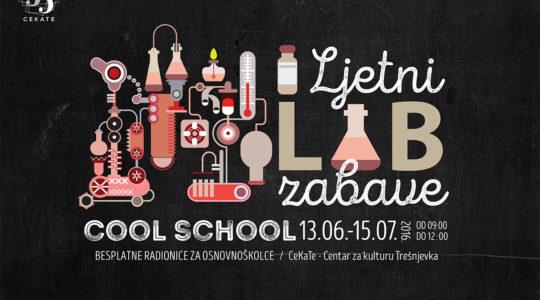 Besplatne radionice za osnovnoškolce 13.6.-15.7.