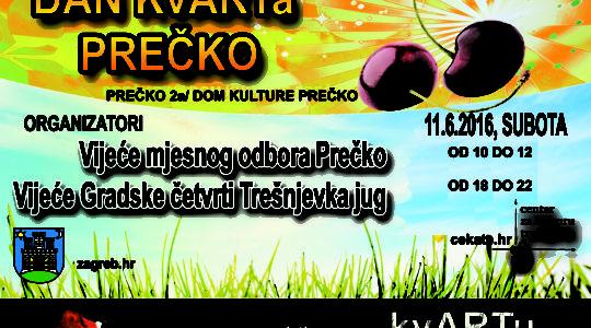 Dan kvARTa Prečko i 10 godina CeKaTe-a Prečko