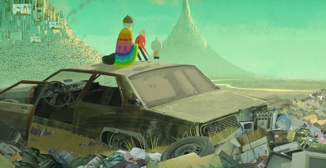 ANIMAFEST u vašem parku 4.6.: Dječak i svijet (7+) i radionica optičkih igračaka