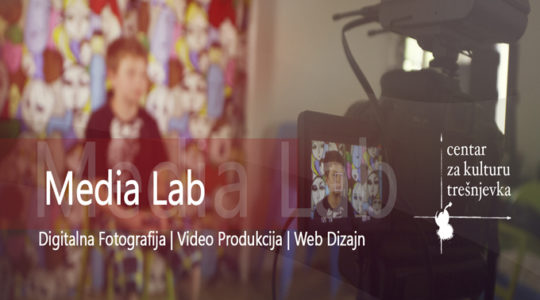 UPISI Medijska akademija/MediaLab