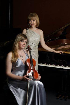 Anamarija Milić i Petra Gimling