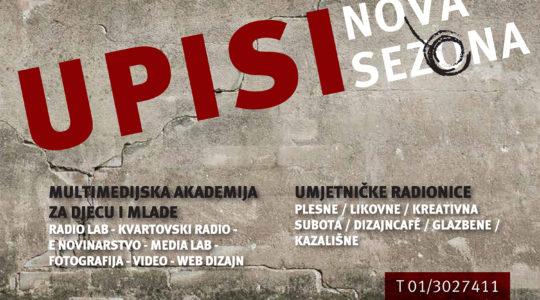 UPISI / nova sezona