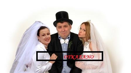 "Hit komedija ""Žena mog muža"" 23.10. / 20:00-OTKAZANO"