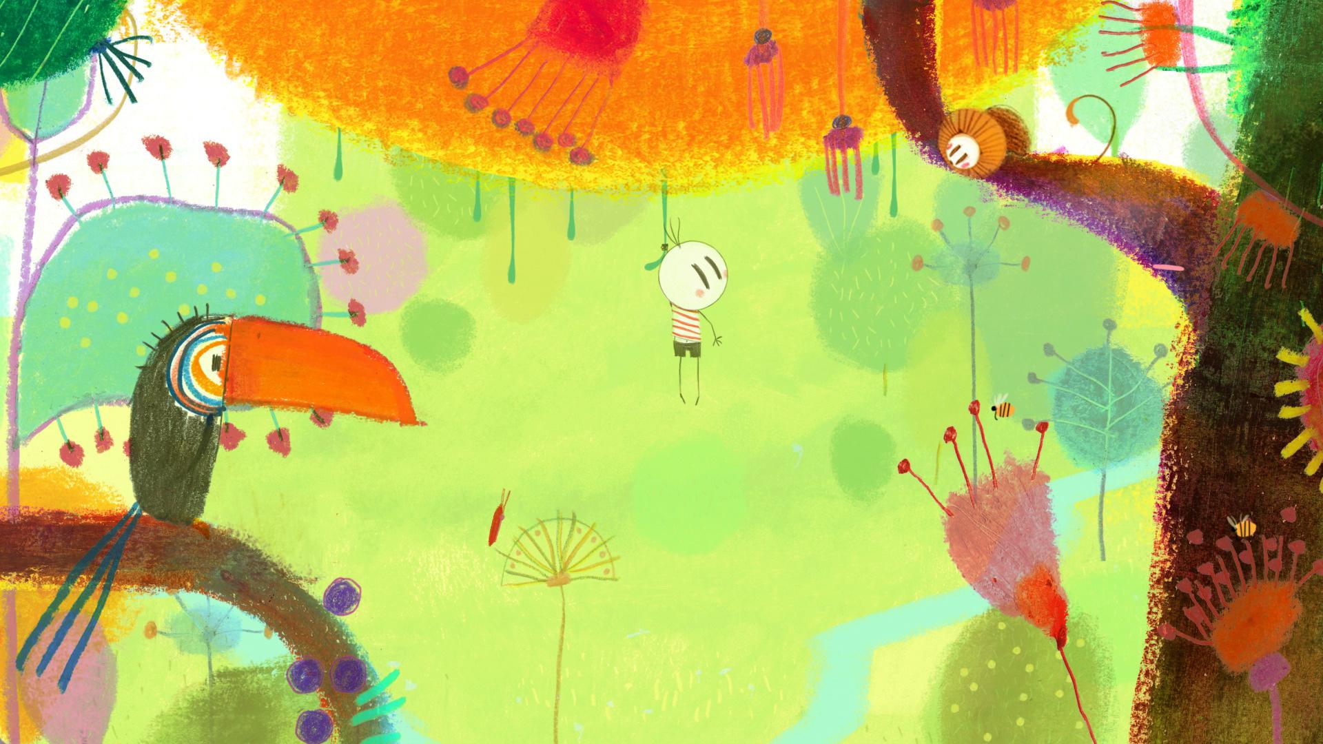 10. PSSST! Festival nijemog filma: Matineja za djecu: Dječak i svijet