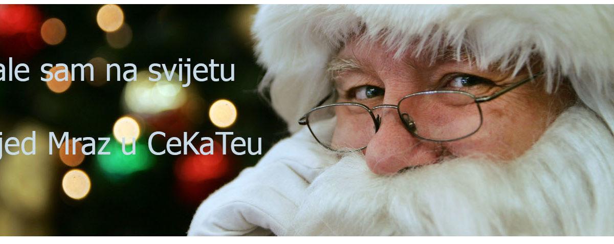 NEDJELJNA MATINEJA: Jens Sigsgaard: Pale sam na svijetu / 11. 12. / 11.30 / Tigar Teatar / dob 3+ / dolazi i Djed Mraz