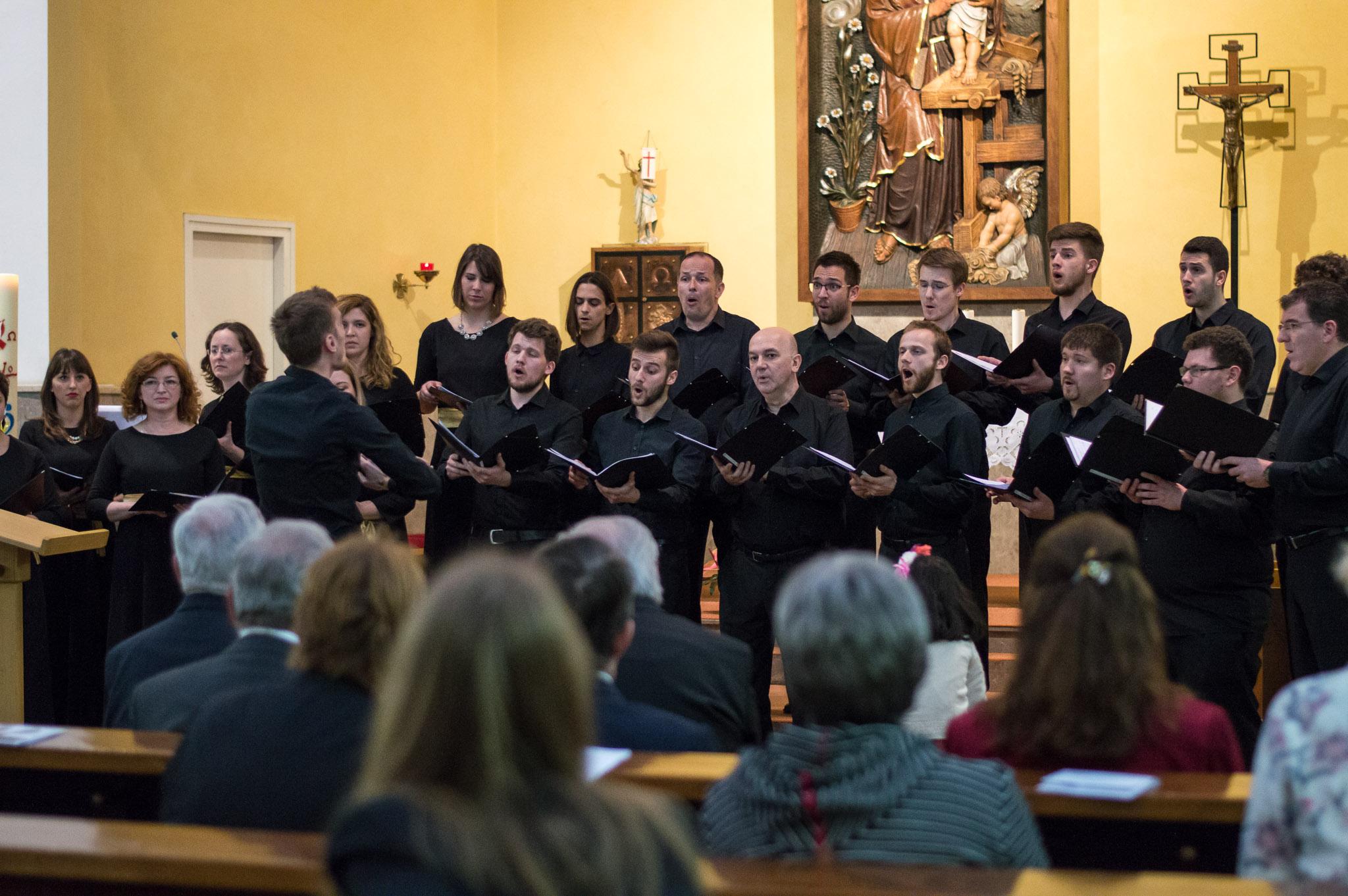 Cantores sancti Marci na Trešnjevci