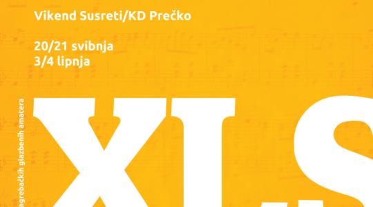40. Susreti zagrebačkih glazbenih amatera