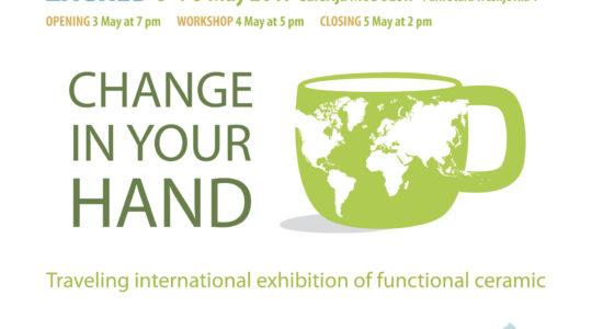 MORE CLAY LESS PLASTIC, međunarodna izložba keramike