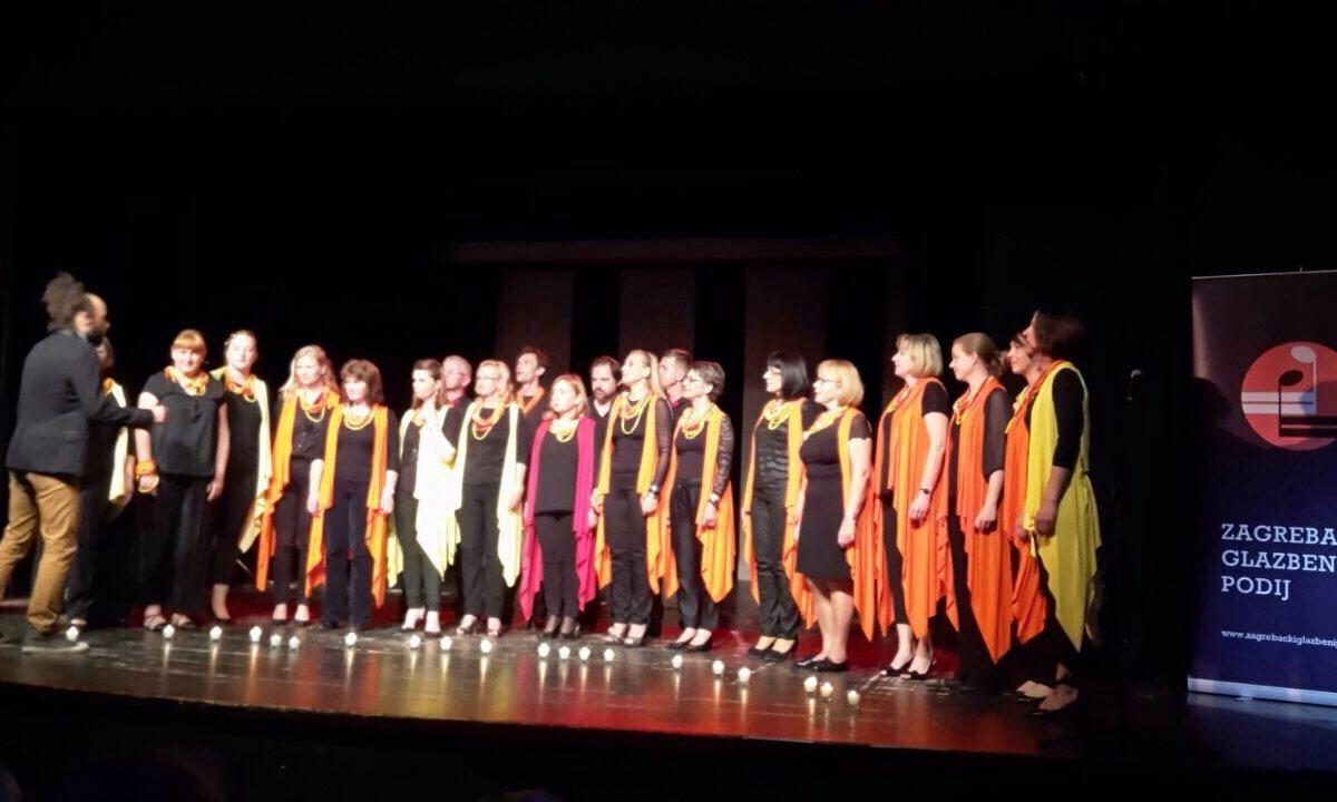 Održan koncert Cantate Domino: Sunce i prijatelji