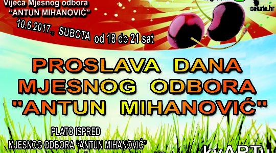 DAN MO Antun Mihanović