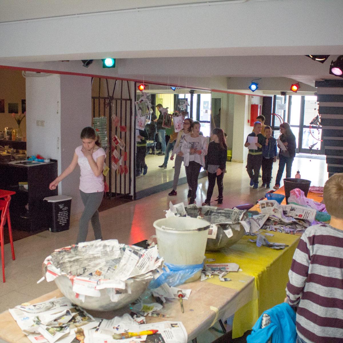 Cool school /besplatne radionice za djecu za vrijeme praznika
