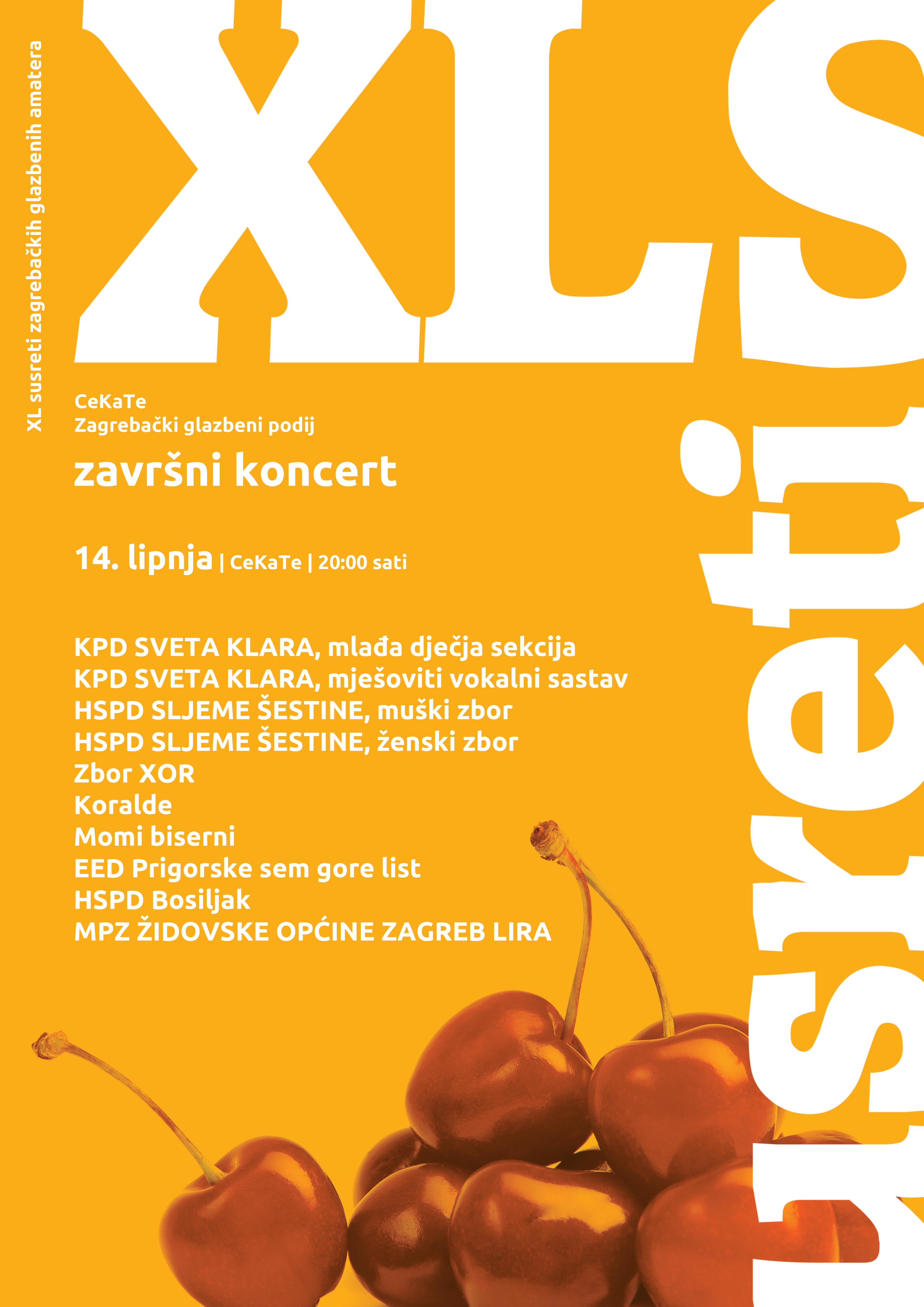 U Susret ljetu: koncerti zagrebačkih glazbenih amatera u lipnju