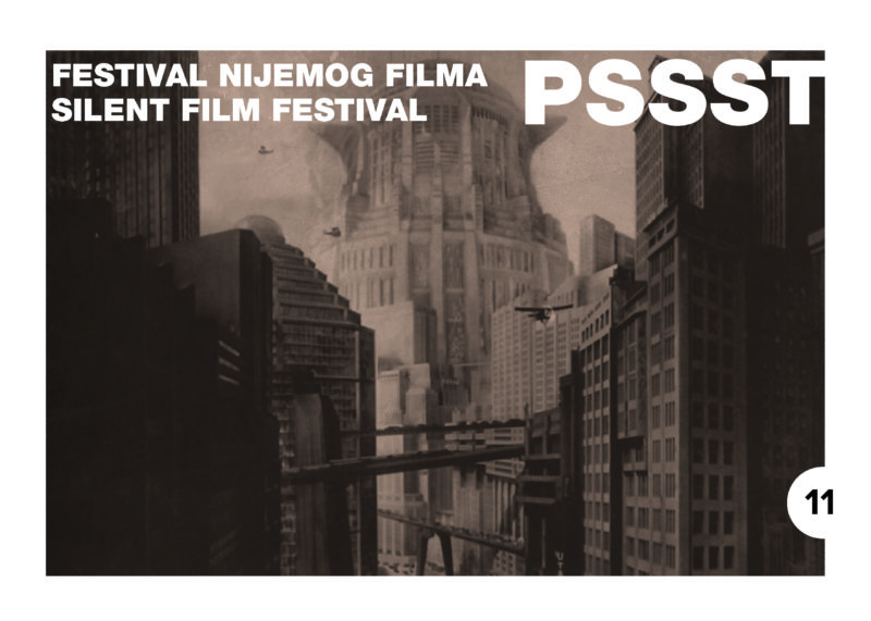 11. PSSST! Silent Film Festival – Call for entries