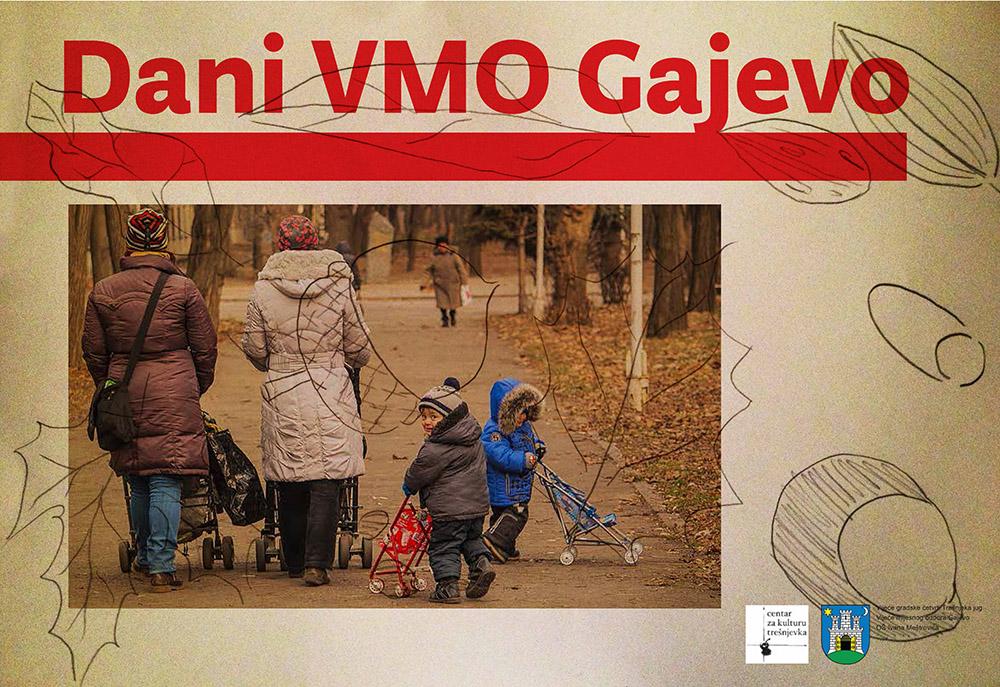 Cinkuši na Danima VMO Gajevo