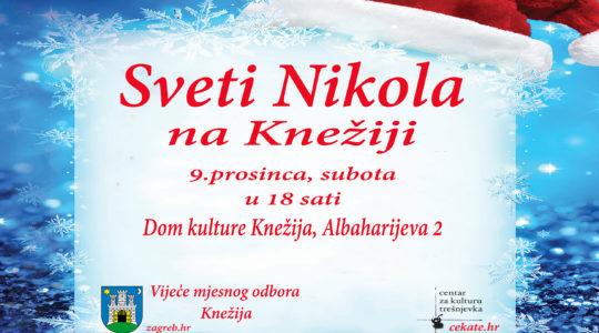Sveti Nikola na Knežiji 2017