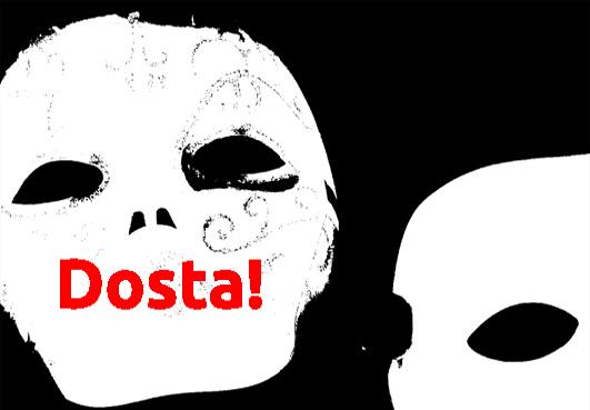 Dosta! – premijera bilingvalnog teatra gluhih i čujućih