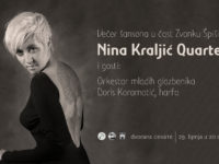 Nina Kraljić: koncert otvorenja Ljetnog diskonta kulture