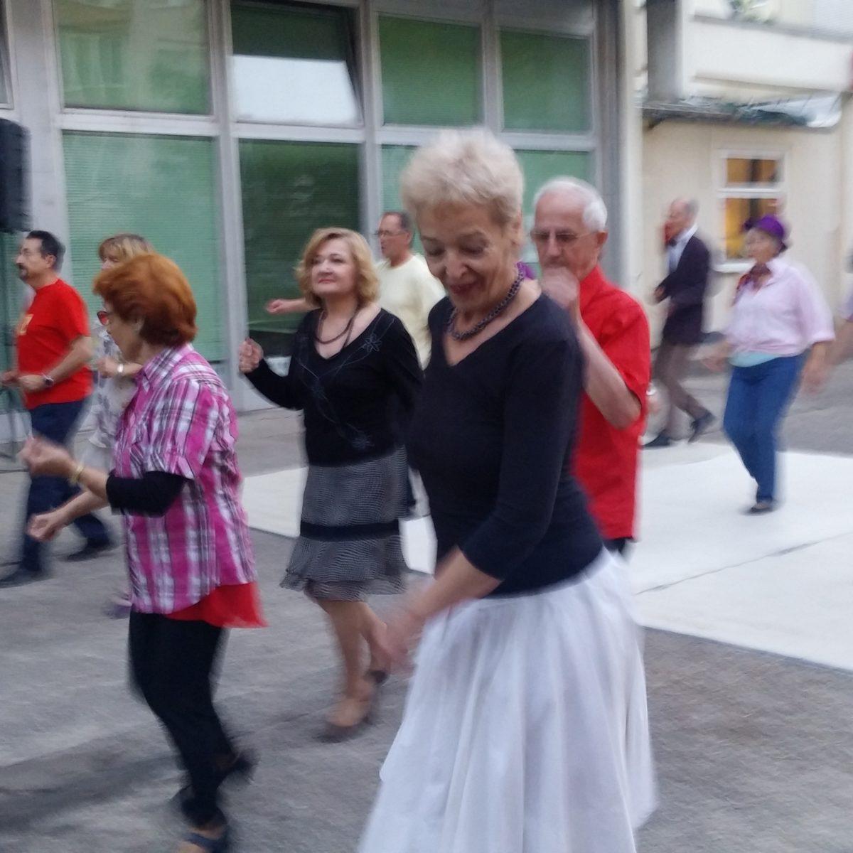 Radionica društvenih plesova (50+)