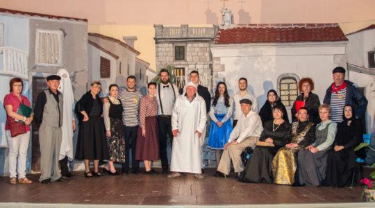 """Udruga Kumpanija Štorije iz Punta gostuje u Teatru na Trešnjevci s predstavom """"Duhi"""" Drage Gervaisa"""