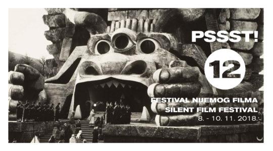 12. PSSST! FESTIVAL NIJEMOG FILMA