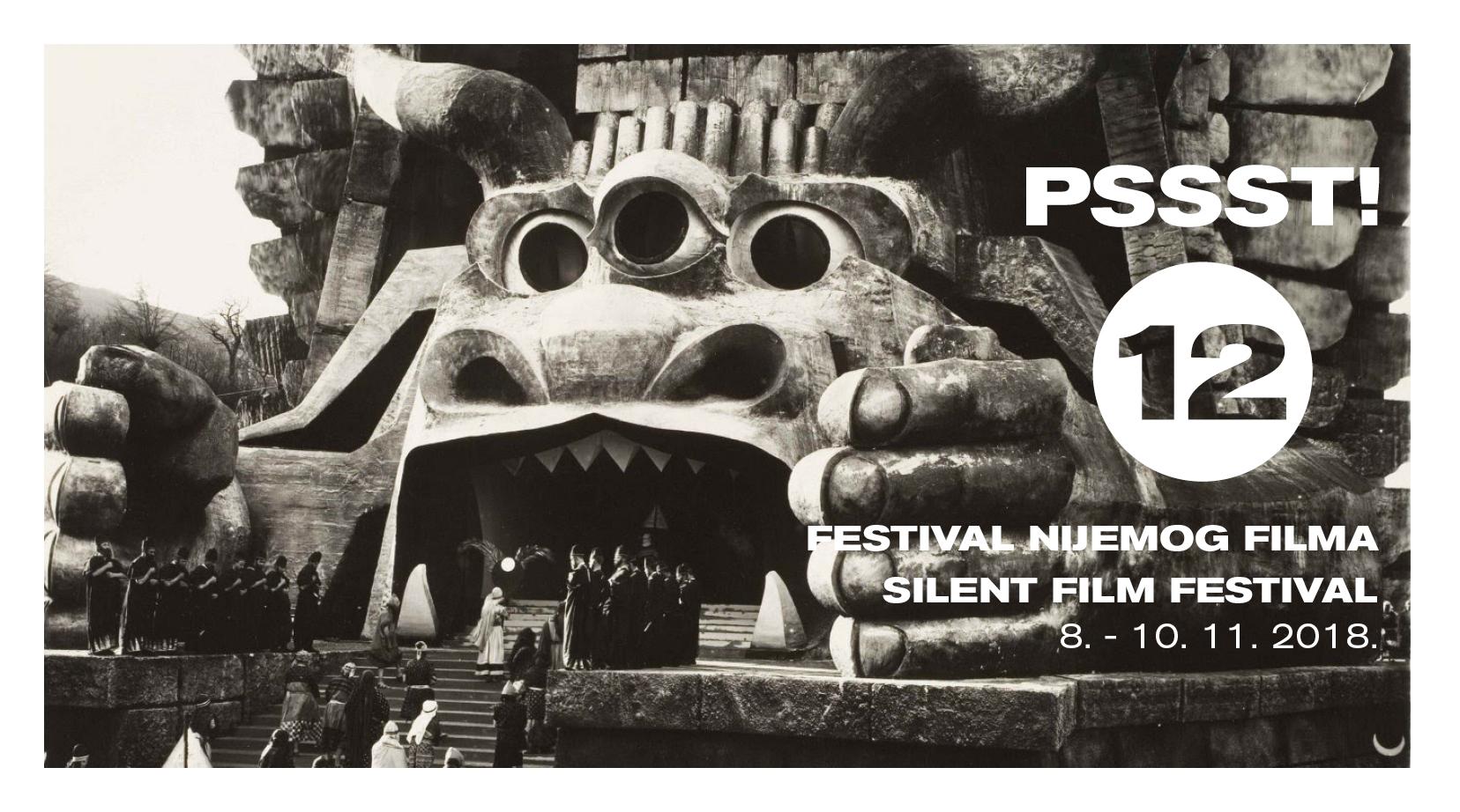Svečanom dodjelom nagrada završio  12. PSSST! Festival nijemog filma