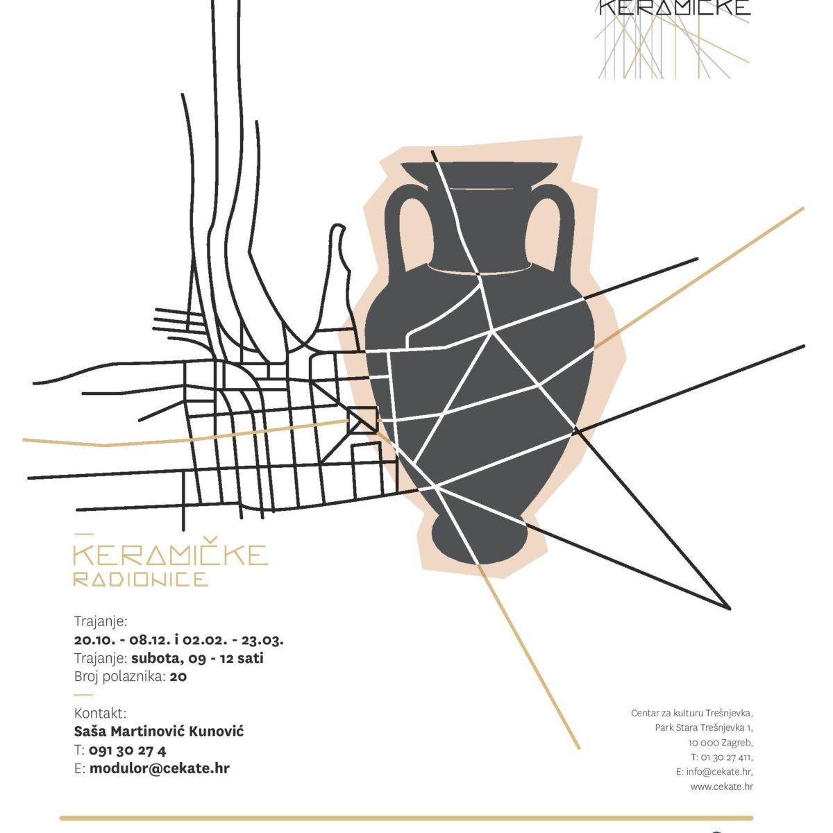 """Radionice keramike/projekt """"U potrazi za istinom"""""""