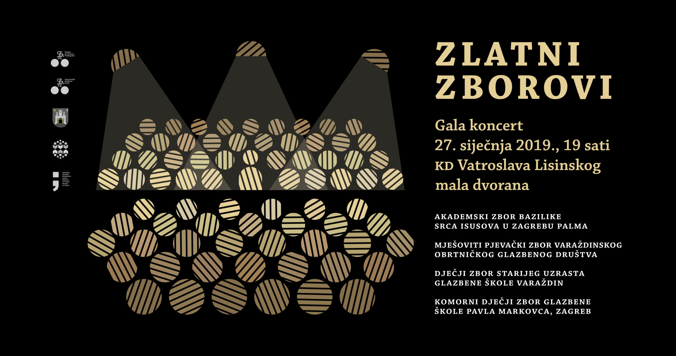 Gala koncert Zlatni zborovi