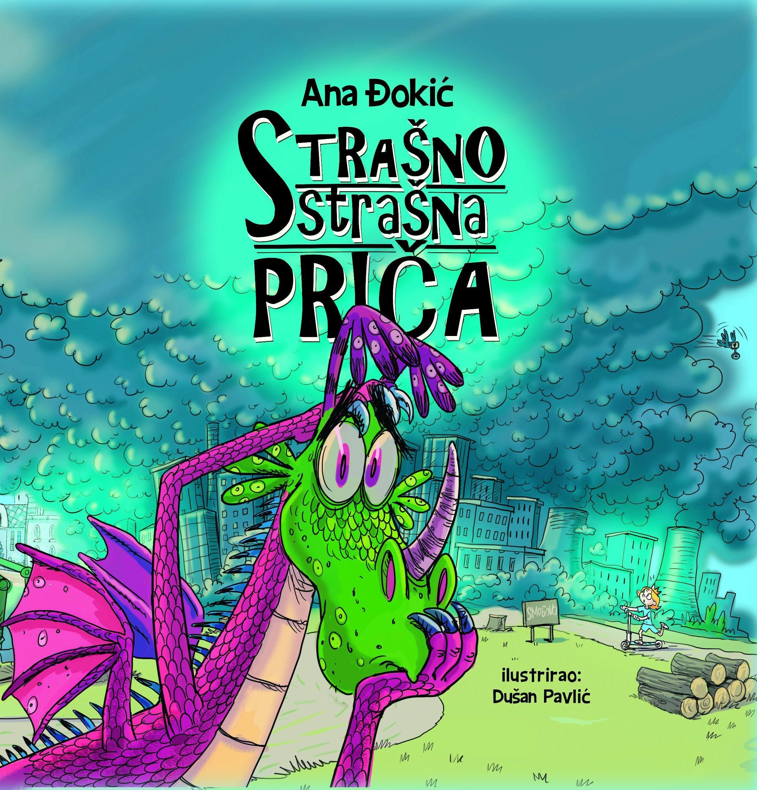 Ana Đokić na 12. Festivalu dječje knjige