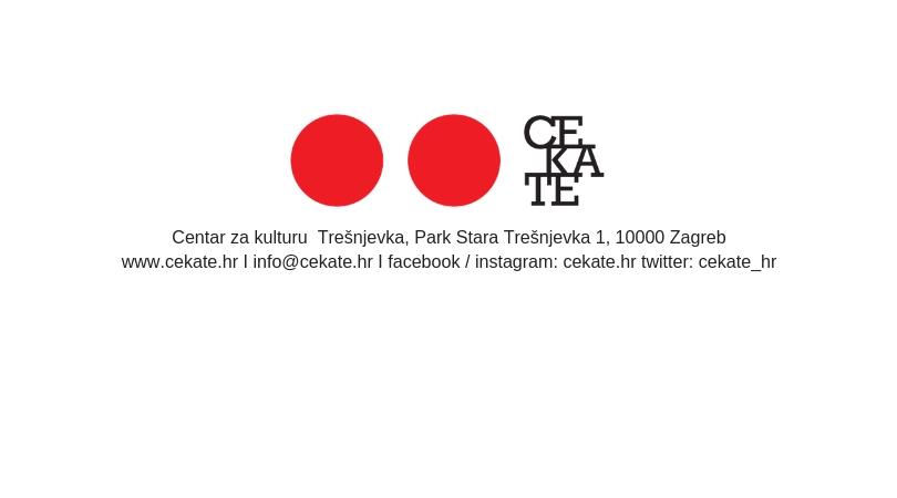 Prijavite se za dobivanje novosti o CeKaTe-u