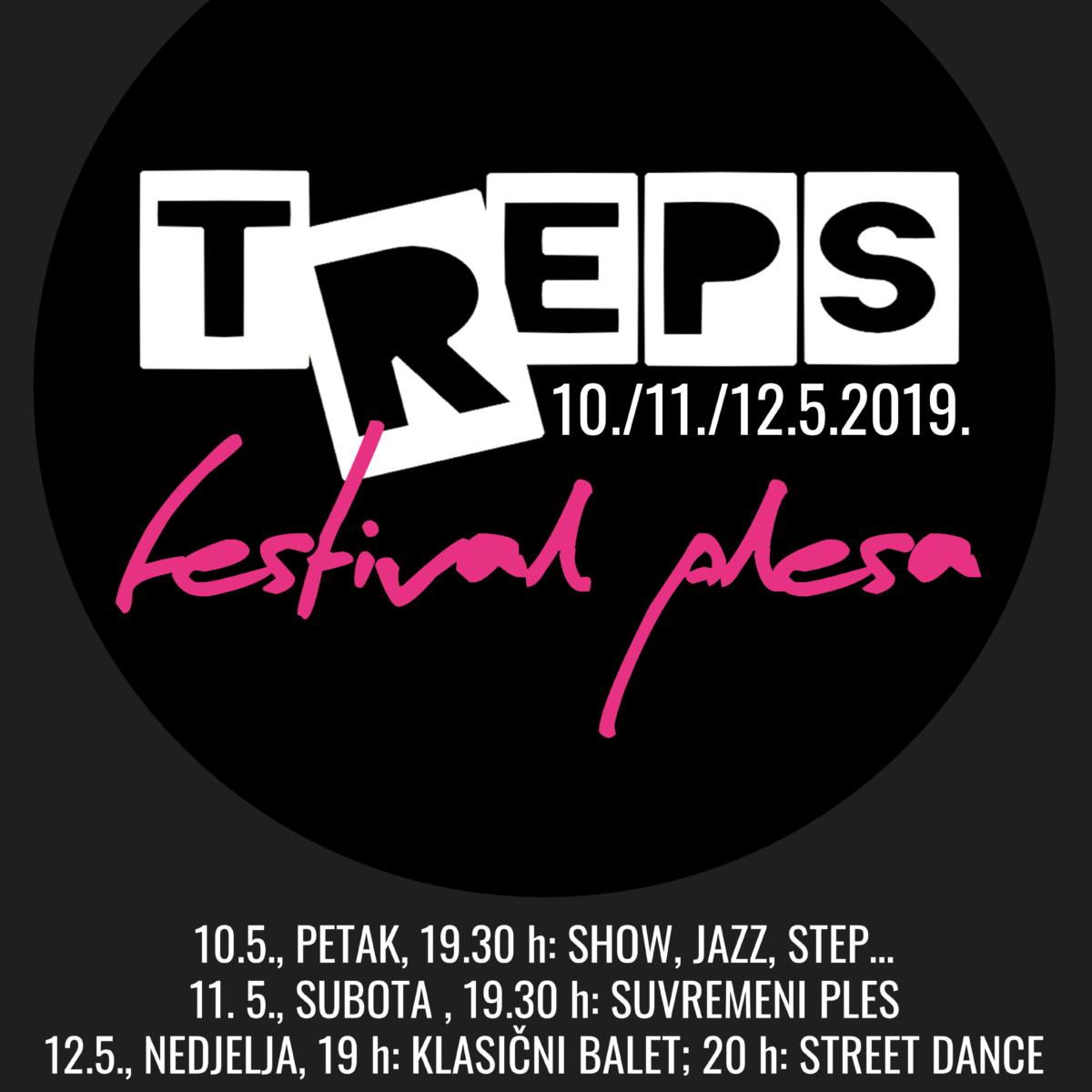 TREPS FESTIVAL 2019.