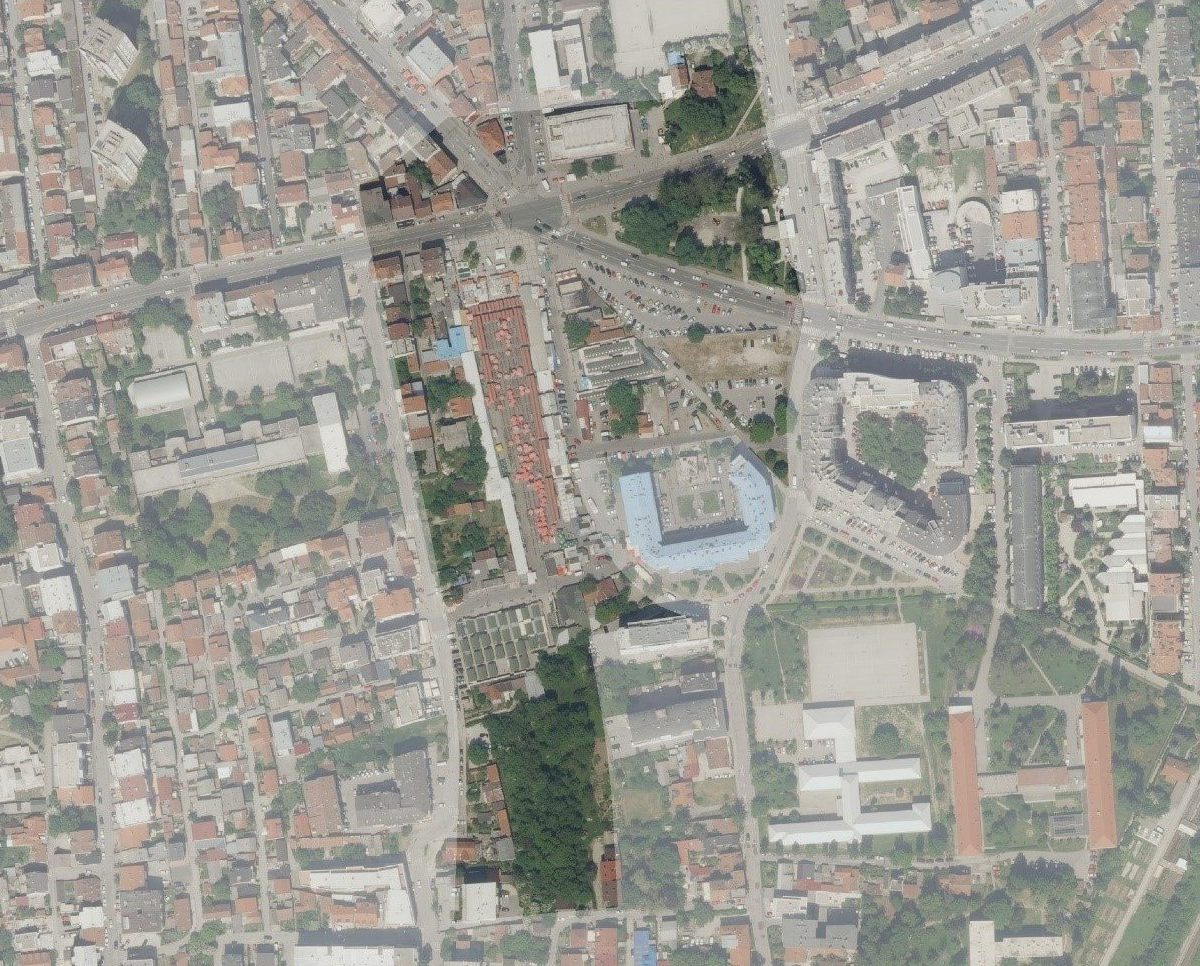 Predstavljanje rezultata: Gradski projekt Prostor središta Trešnjevke