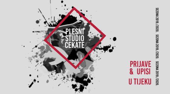 PLESNI STUDIO CEKATE: UPISI U NOVU SEZONU!