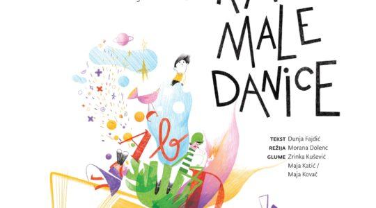 Čudesne stranice male Danice