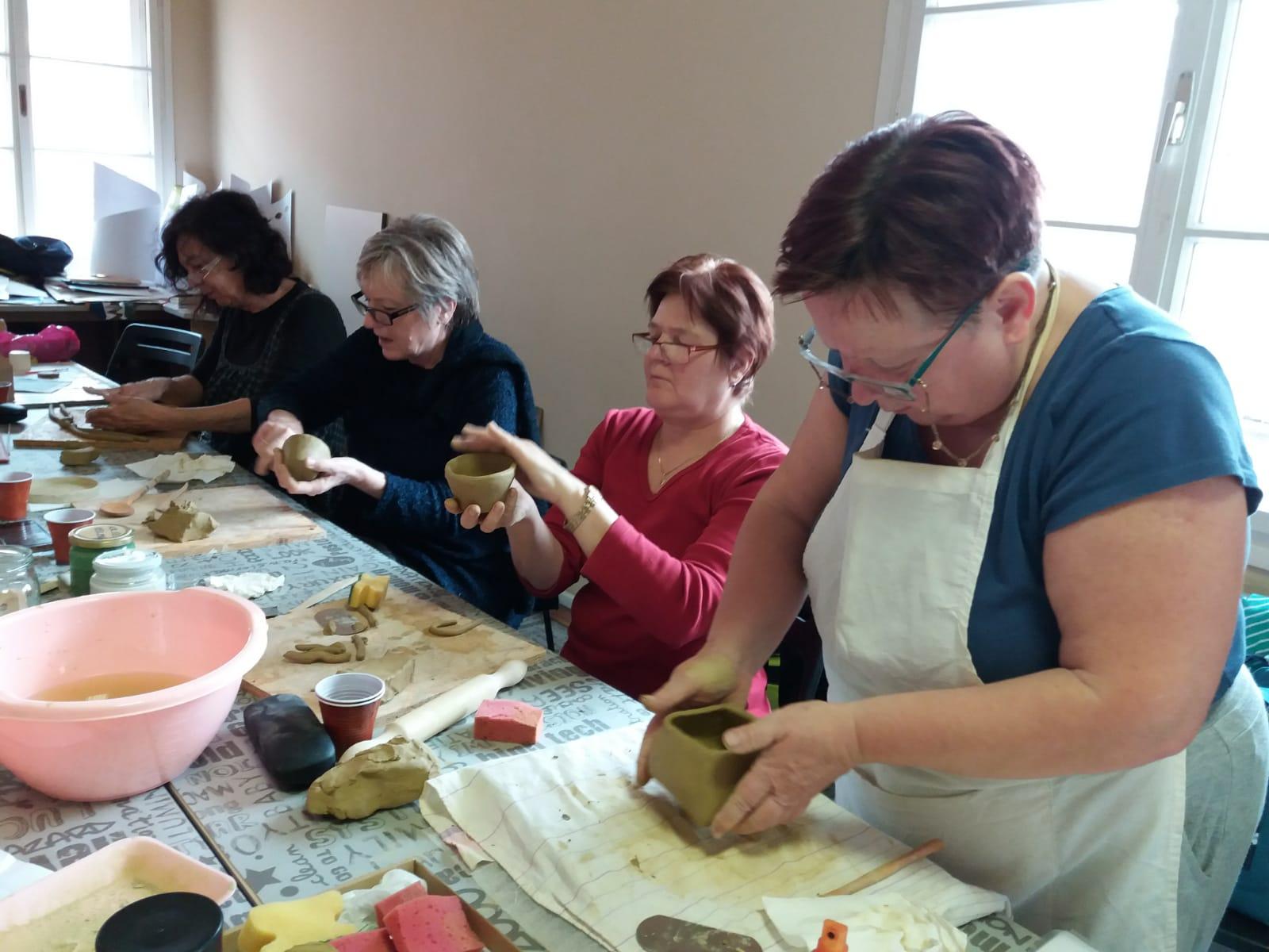 Radionica oblikovanja keramike