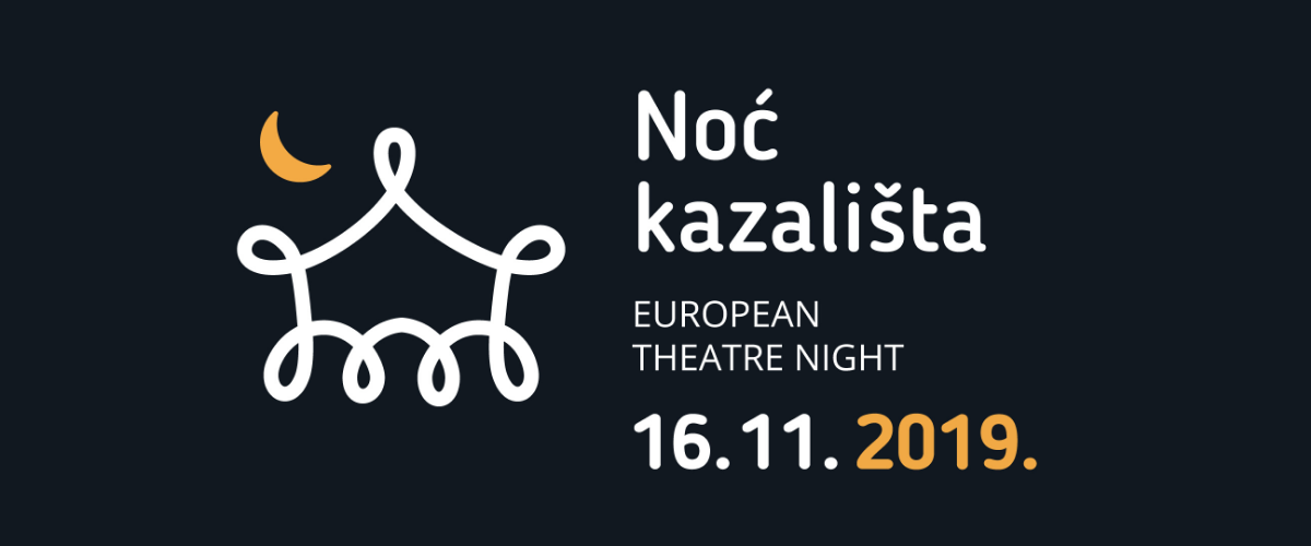 Noć kazališta – radionica za djecu