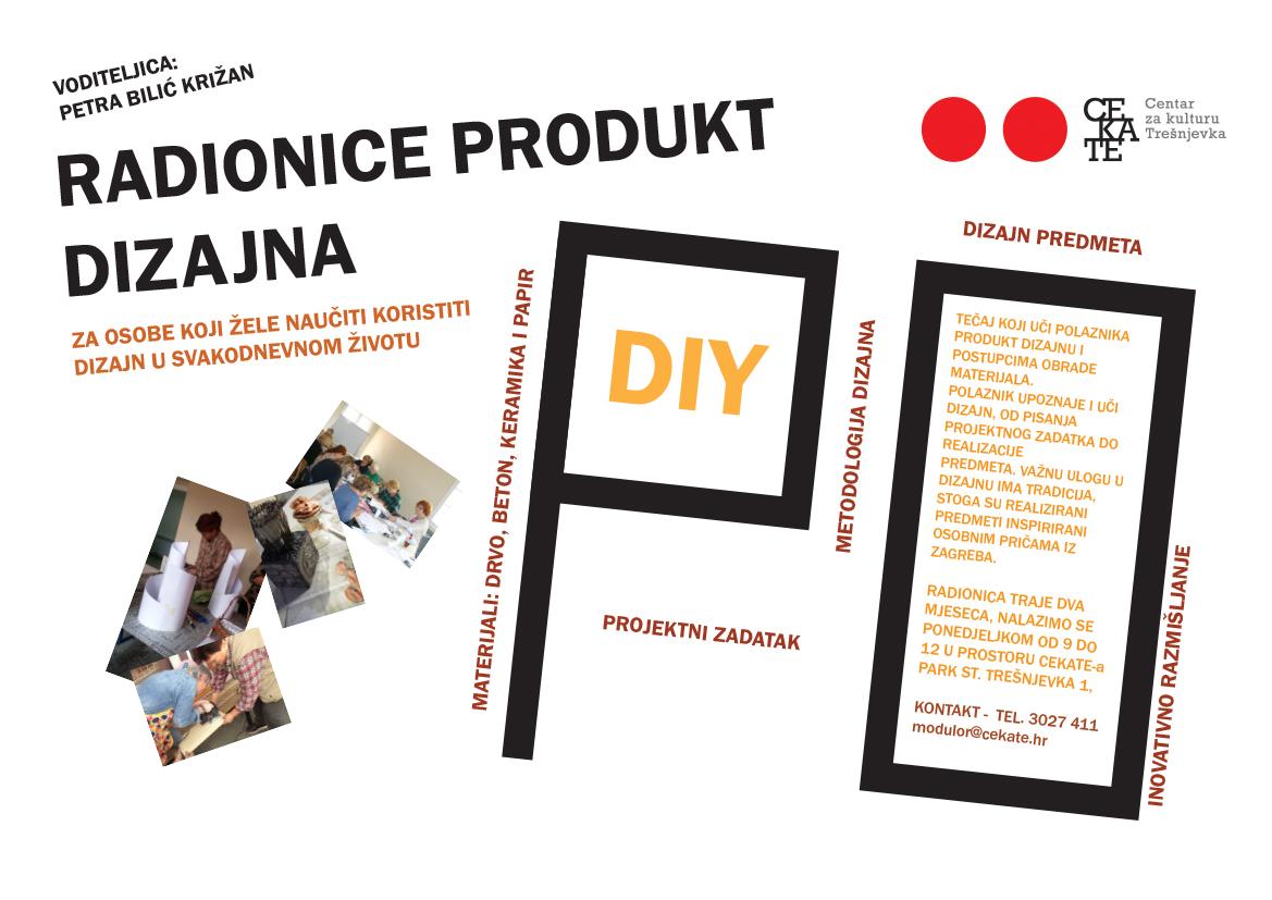 Radionica produkt dizajna