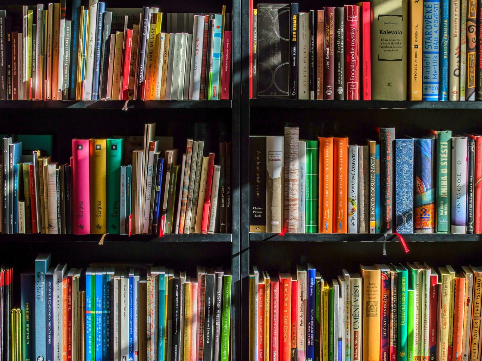 ODGOĐENO – CeKaTe Klub: Book Crossing