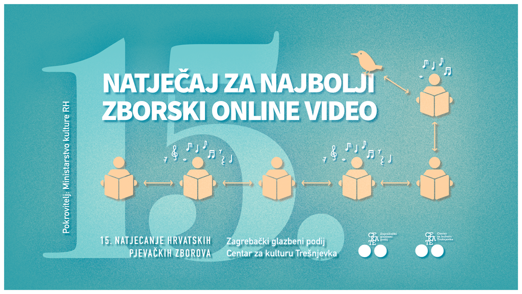 15. državno natjecanje zborova-Zagreb 2020. donosi posebne nagrade