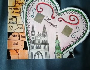 Glavu gore, Zagrebe ! – izložba dječjih radova