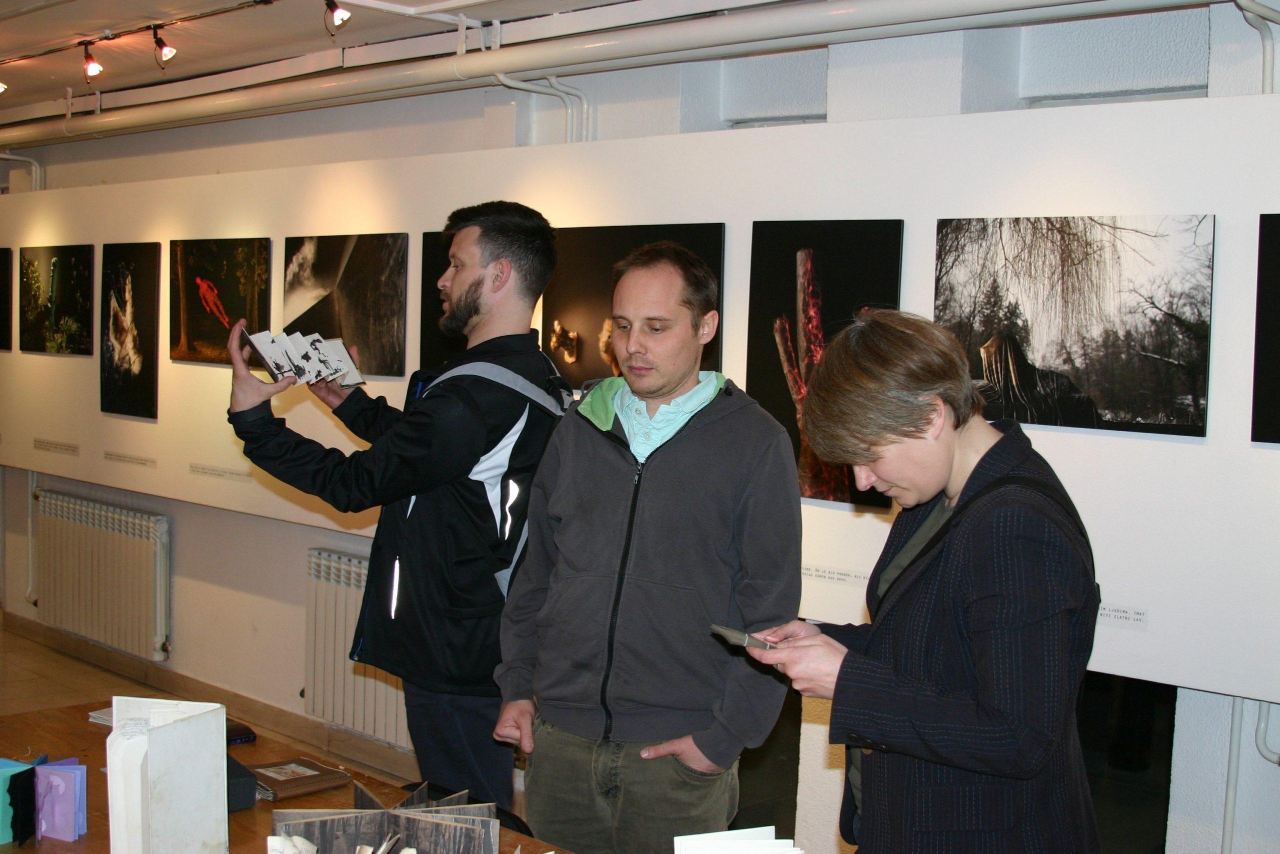 Natječaj galerije Modulor za izlaganje u 2022.