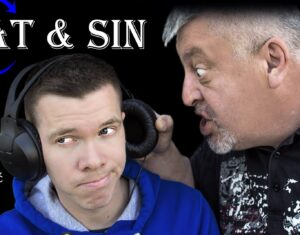 OCAT I SIN, komična predstava