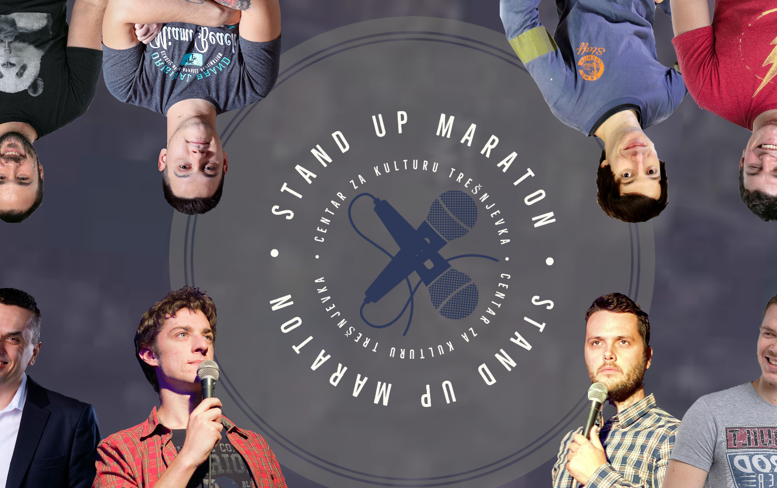 STAND UP MARATON (OPEN AIR)