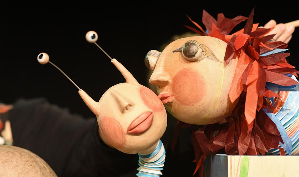 STONOGA GOGA, predstava za djecu 3+